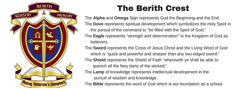 The Berith Crest