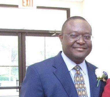 Dr, Samson Orusa